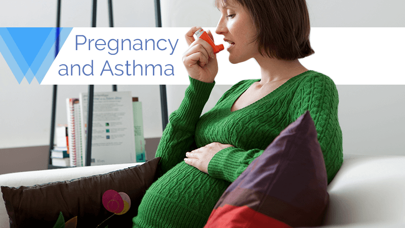 Asthma treatment during pregnancy