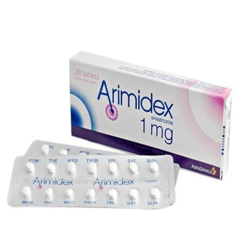 Arimidex Tablet, 28 Tablets, Rs 1