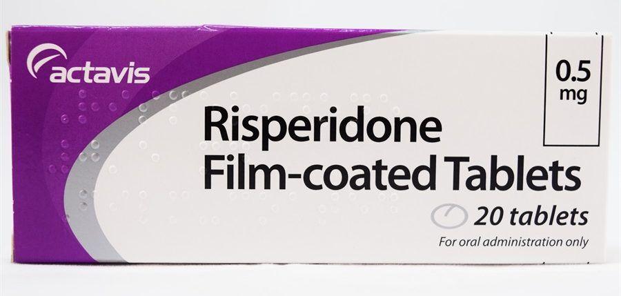 Risperidone 0.5 mg film-coated tablets