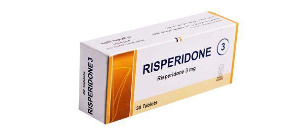 Risperidone 3 mg film-coated tablets