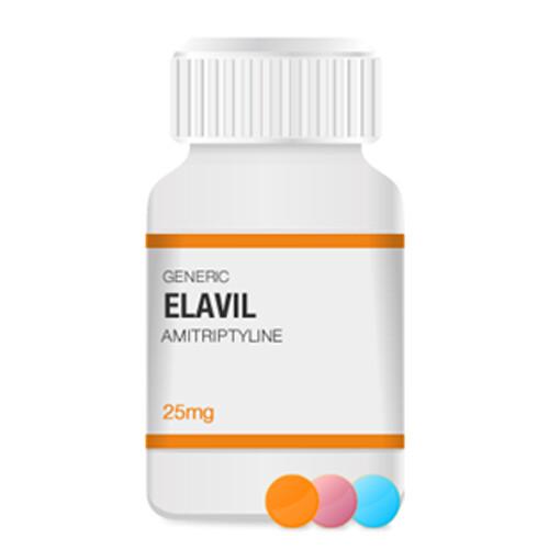 Amitriptyline (generic Elavil®) – Goderichrx